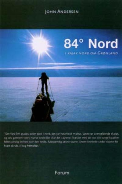Image of   84 grader Nord (Lydbog)