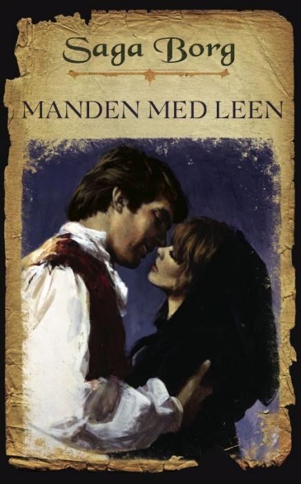 saga borg Manden med leen (e-bog) på bogreolen.dk