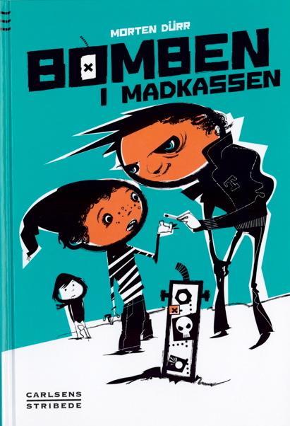 morten dürr – Bomben i madkassen (lydbog) på bogreolen.dk
