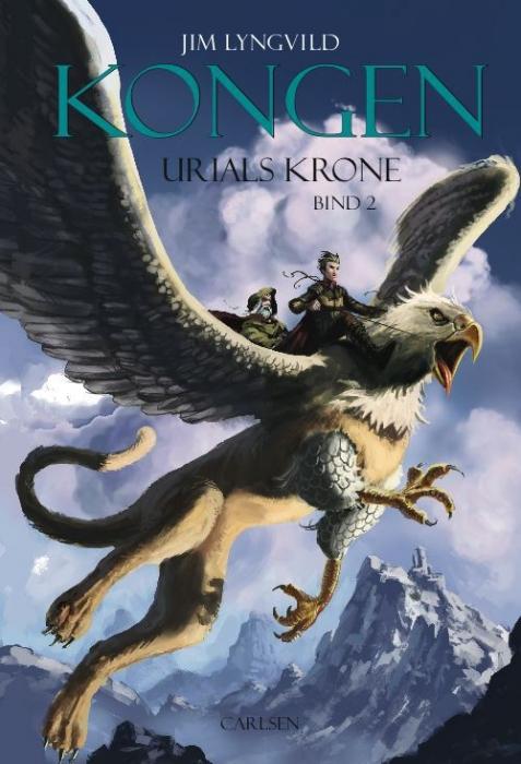 jim lyngvild Kongen - urials krone (2) (e-bog) fra bogreolen.dk