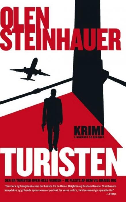 olen steinhauer – Turisten (e-bog) fra bogreolen.dk