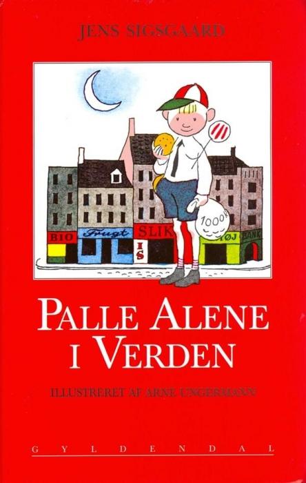 jens sigsgaard Palle alene i verden (lydbog) fra bogreolen.dk