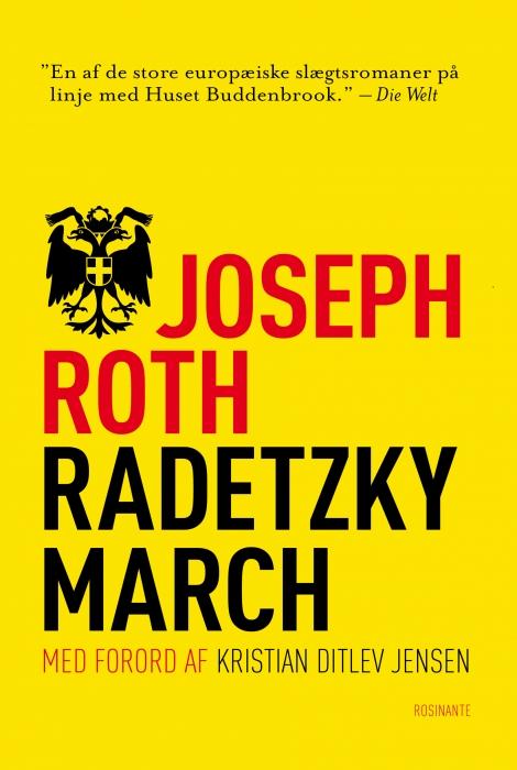 joseph roth Radetzkymarch (e-bog) på bogreolen.dk