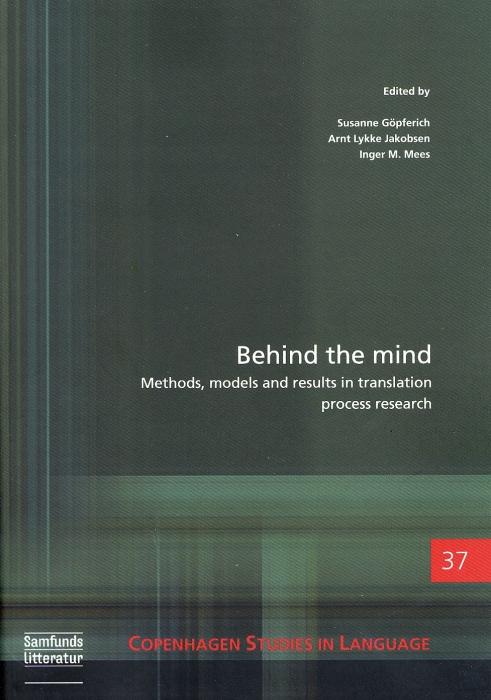 Image of   Behind the mind (E-bog)