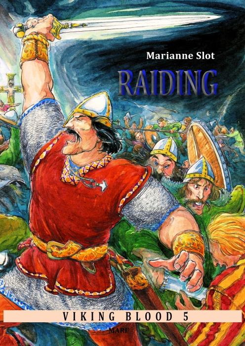 marianne slot – Viking blood 5 (e-bog) fra bogreolen.dk