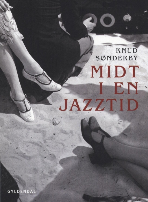 knud sønderby Midt i en jazztid (e-bog) på bogreolen.dk