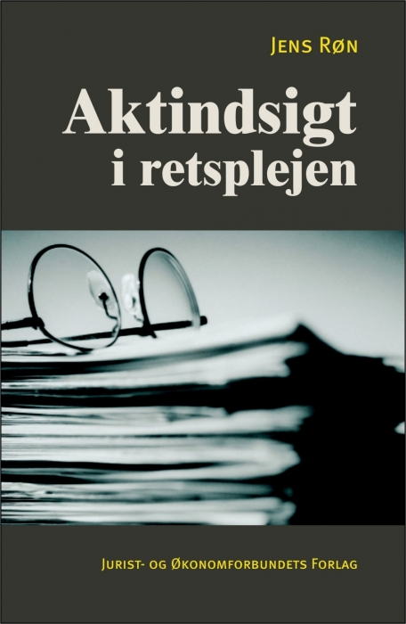 Image of   Aktindsigt i retsplejen (E-bog)
