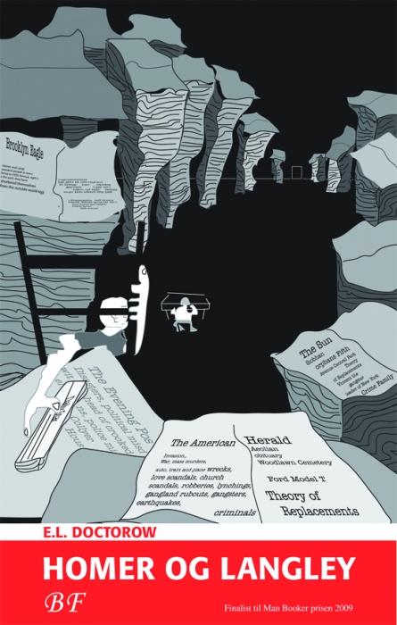 Homer og langley (e-bog) fra e.l. doctorow på bogreolen.dk