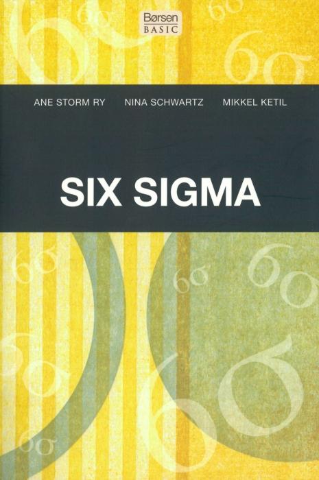 ane storm ry Six sigma (e-bog) på bogreolen.dk