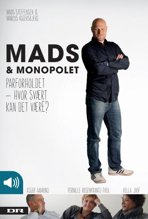 Mads & Monopolet: Parforholdet - Hvor svært kan det være? (E-bog)