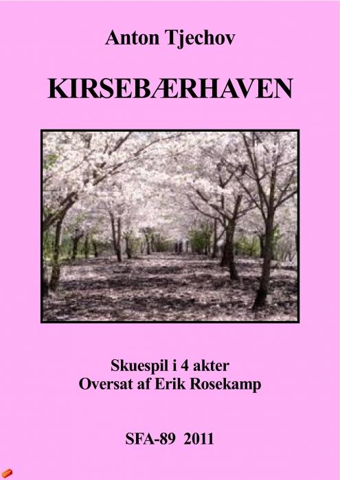 Kirsebærhaven (E-bog)