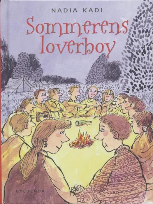 nadia kadi Sommerens loverboy (e-bog) fra bogreolen.dk