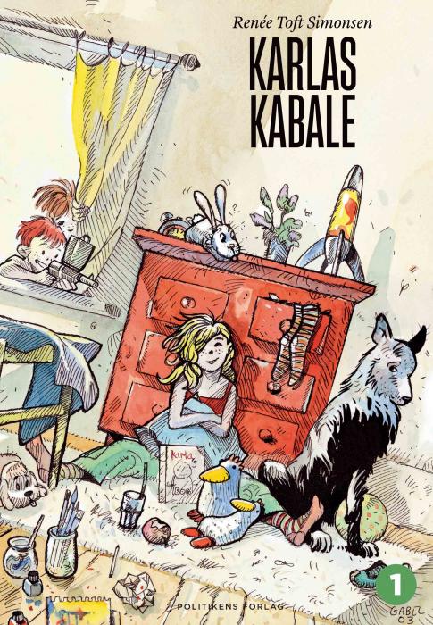 renée toft simonsen Karlas kabale (e-bog) fra bogreolen.dk