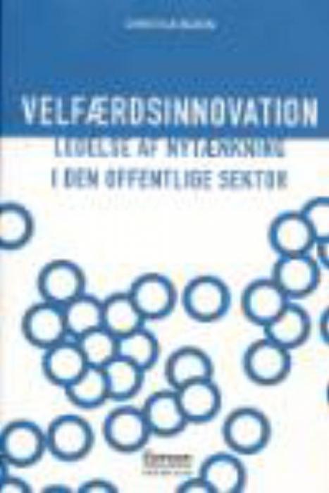 Velfærdsinnovation (e-bog) fra christian bason på bogreolen.dk