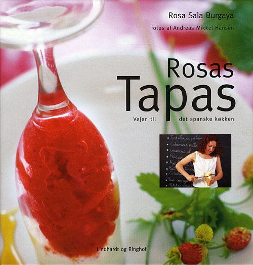 rosa sala burgaya Rosas tapas (e-bog) på bogreolen.dk