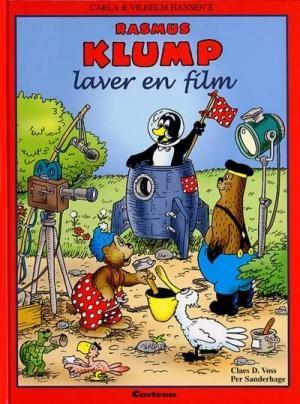 vilh. hansen – Rasmus klump laver en film (lydbog) på bogreolen.dk