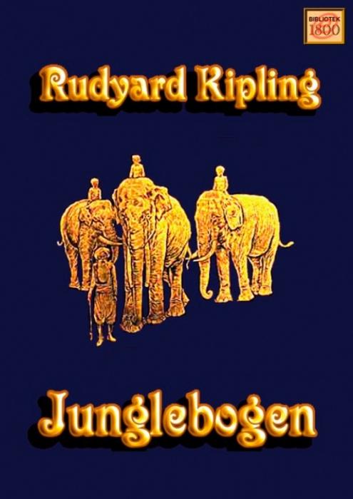 Junglebogen (e-bog) fra rudyard kipling fra bogreolen.dk