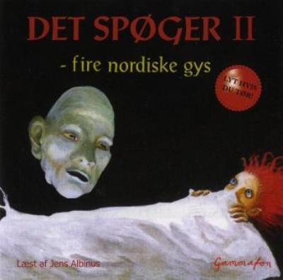 Image of Det spøger II - fire nordiske gys (Lydbog)