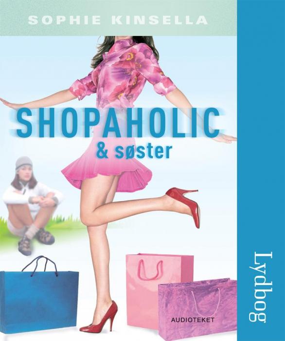 Shopaholic & søster 2 (Lydbog)