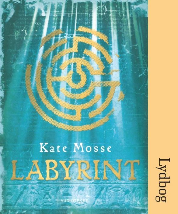 kate mosse – Labyrint (lydbog) på bogreolen.dk