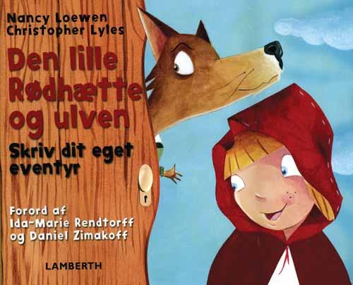 Image of   Den lille Rødhætte og ulven (E-bog)