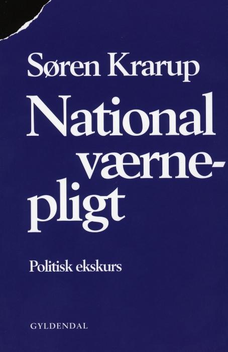 søren krarup National værnepligt (e-bog) på bogreolen.dk