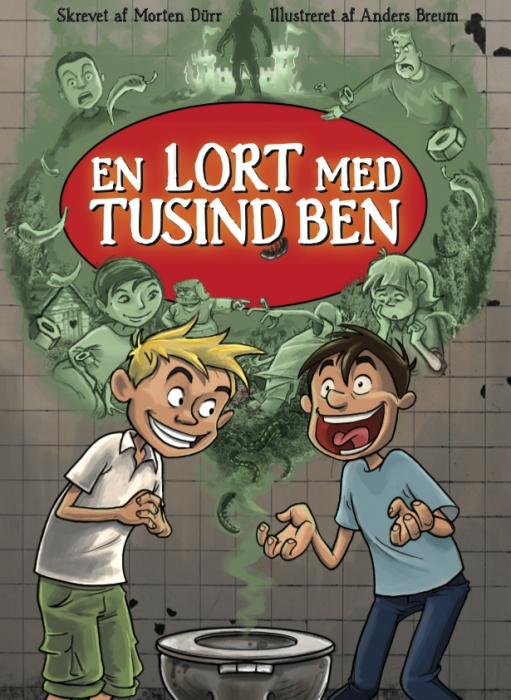 morten dürr En lort med tusind ben (e-bog) på bogreolen.dk