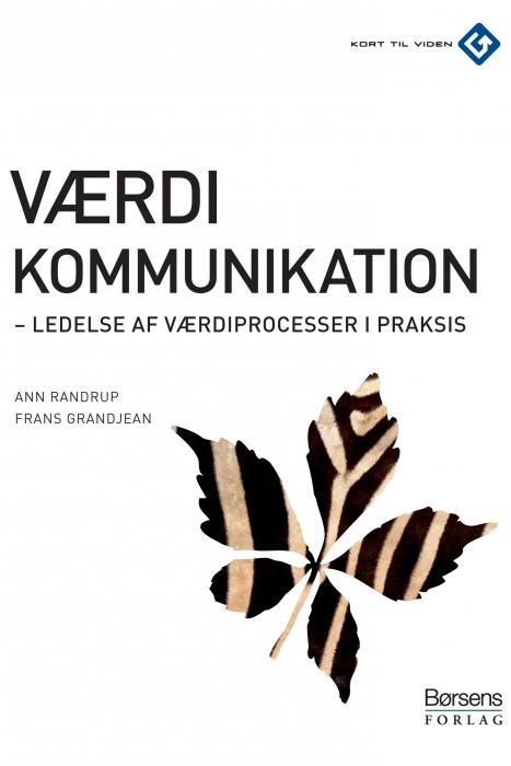 frans grandjean Værdikommunikation (e-bog) på bogreolen.dk