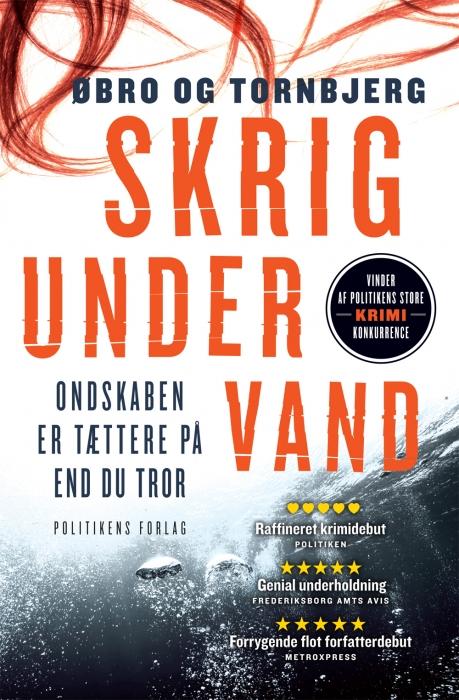 Skrig under vand (E-bog)