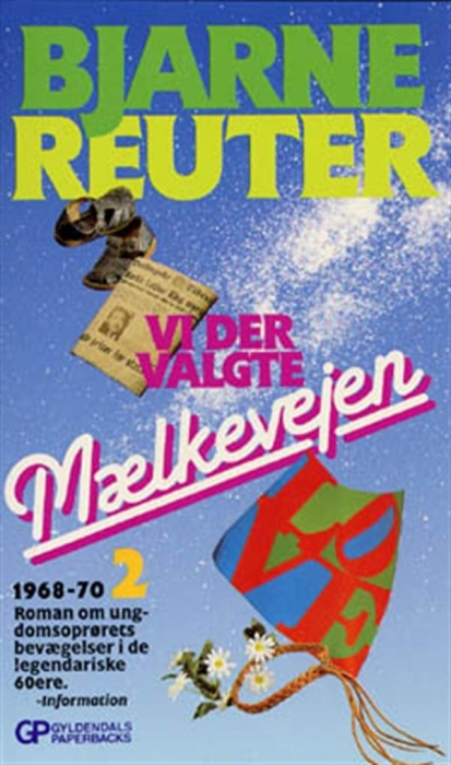 bjarne reuter – Vi der valgte mælkevejen 2 (lydbog) på bogreolen.dk