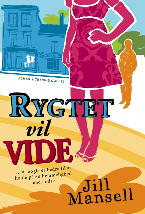 Image of   Rygtet vil vide (E-bog)