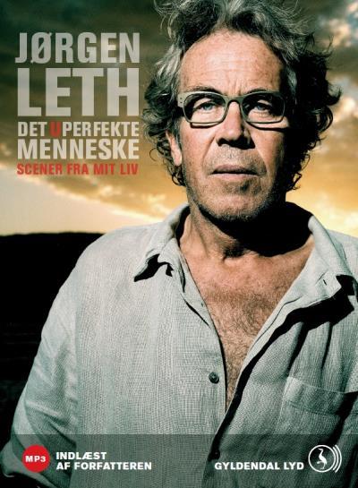 jørgen leth – Jørgen leth læser det uperfekte menneske (lydbog) på bogreolen.dk