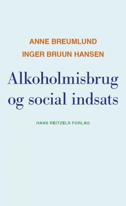 Image of Alkoholmisbrug og social indsats (E-bog)
