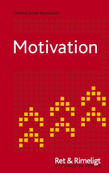 Motivation (e-bog) fra christel sonne rasmussen på bogreolen.dk