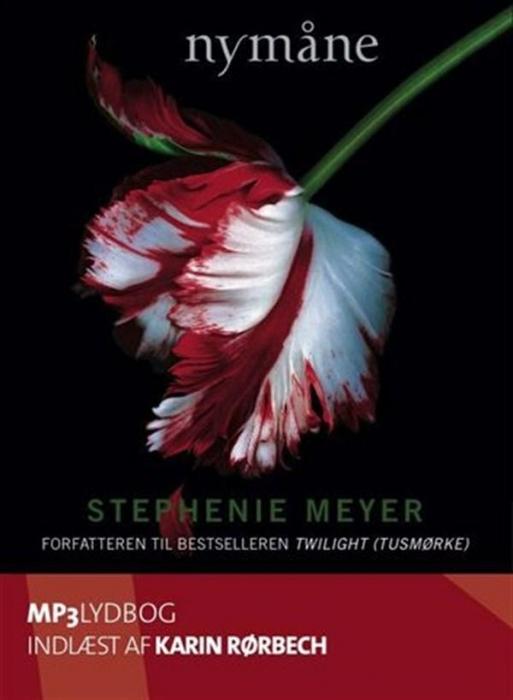 stephenie meyer – Nymåne (lydbog) på bogreolen.dk