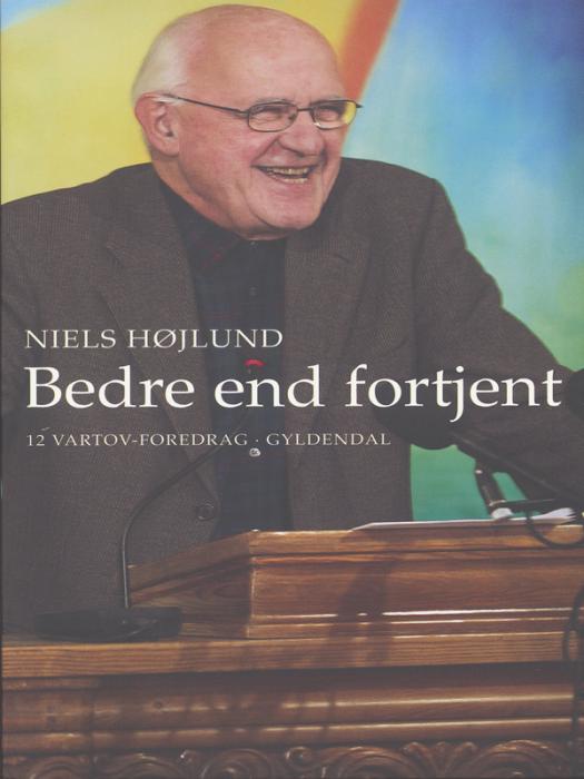 niels højlund – Bedre end fortjent (e-bog) fra bogreolen.dk
