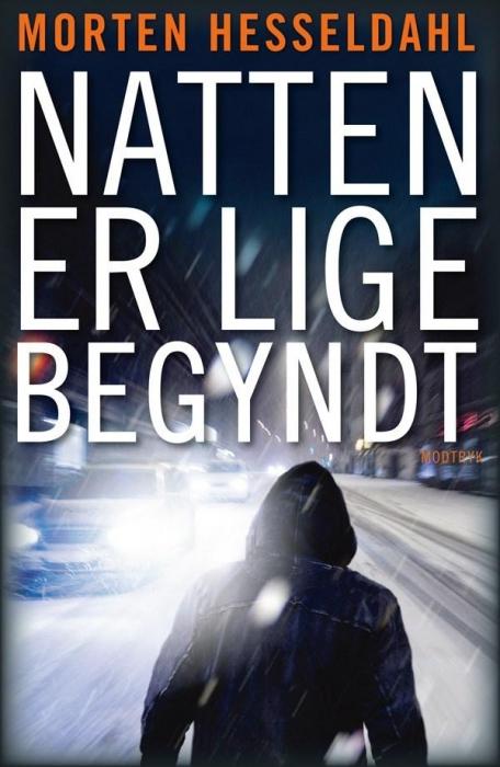 Image of   Natten er lige begyndt (Lydbog)