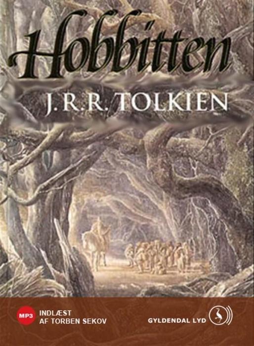 j.r.r. tolkien Hobbitten (lydbog) på bogreolen.dk