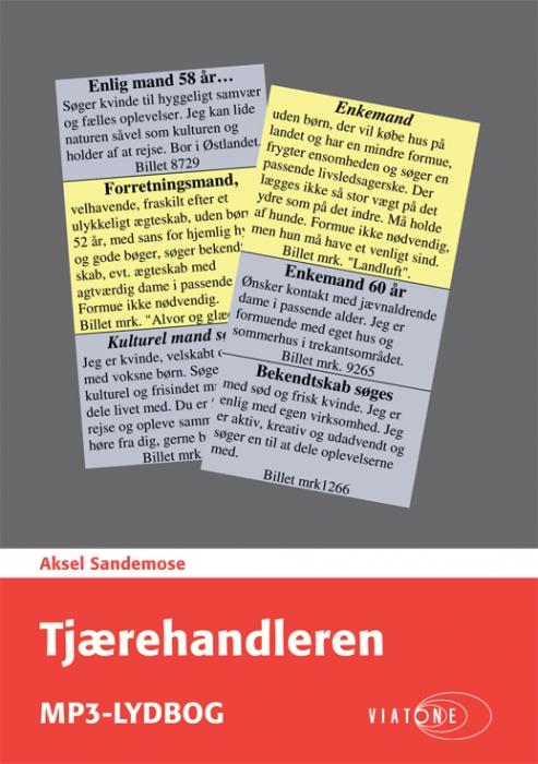 Image of Tjærehandleren (Lydbog)