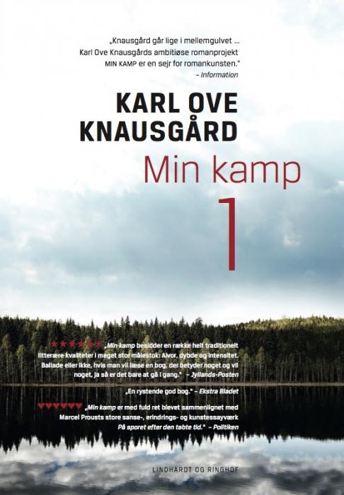karl ove knausgård – Min kamp i (lydbog) på bogreolen.dk