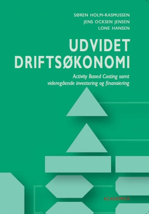 Udvidet driftsøkonomi (E-bog)