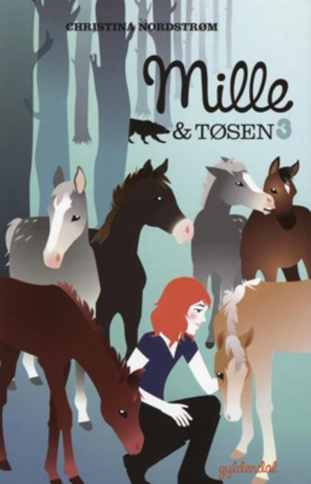 Mille 3 - mille og tøsen (e-bog) fra christina nordstrøm fra bogreolen.dk