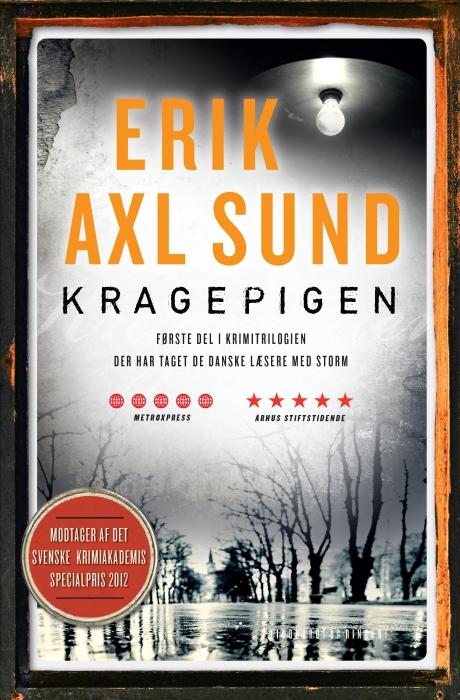 Kragepigen (e-bog) fra håkan axlander sundquist fra bogreolen.dk