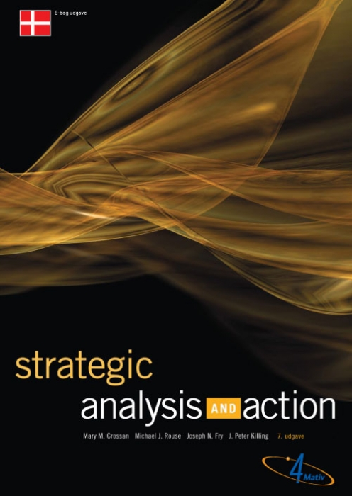 mary m. crossan Strategic analysis and action (e-bog) på bogreolen.dk