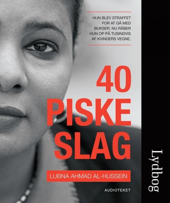 Image of   40 piskeslag (Lydbog)