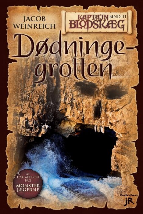 jacob weinreich Kaptajn blodskæg 3 - dødningegrotten (e-bog) på bogreolen.dk