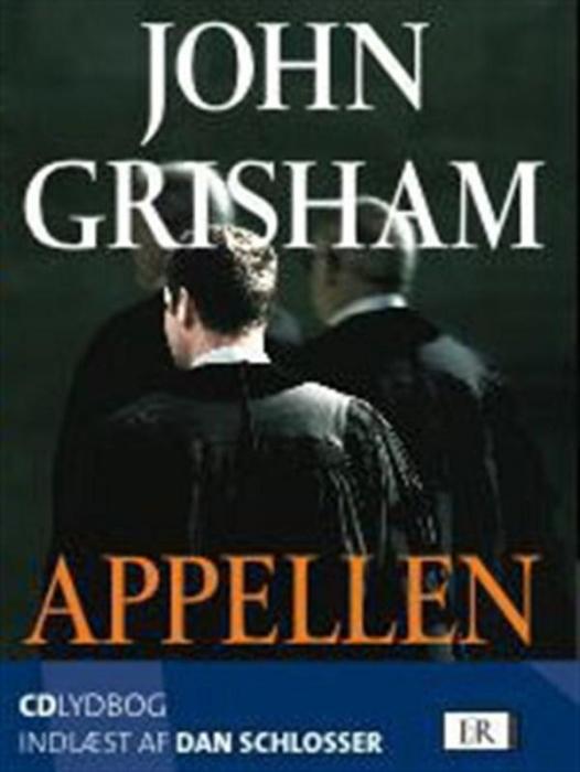 john grisham – Appellen (lydbog) på bogreolen.dk