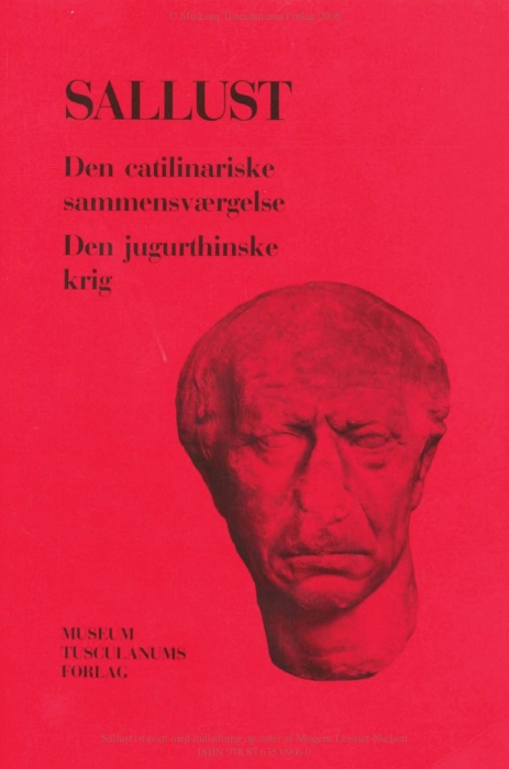 sallust sallust Catilina og jugurtha (e-bog) på bogreolen.dk