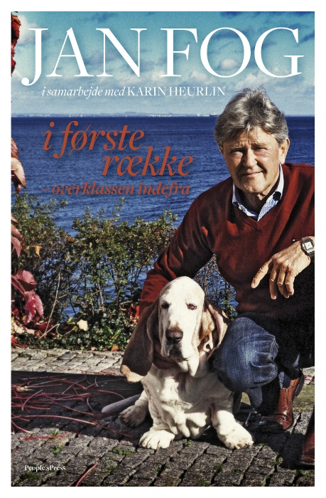 karin heurlin Jan fog - et liv i første række (e-bog) på bogreolen.dk
