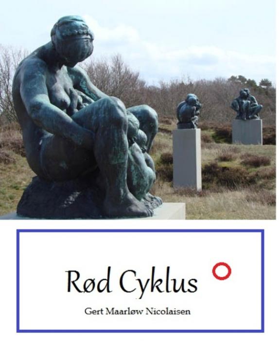 Rød cyklus (e-bog) fra gert maarløw nicolaisen fra bogreolen.dk
